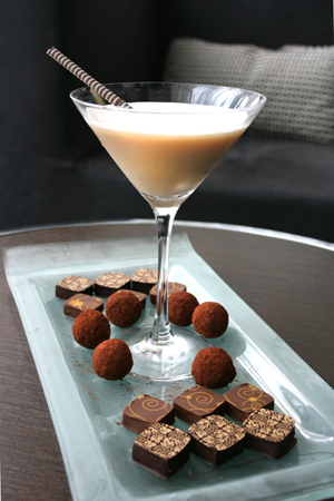 Dutch Chocolate Martini